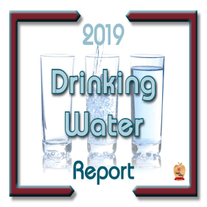 Drinking Water Report 300w x 300h