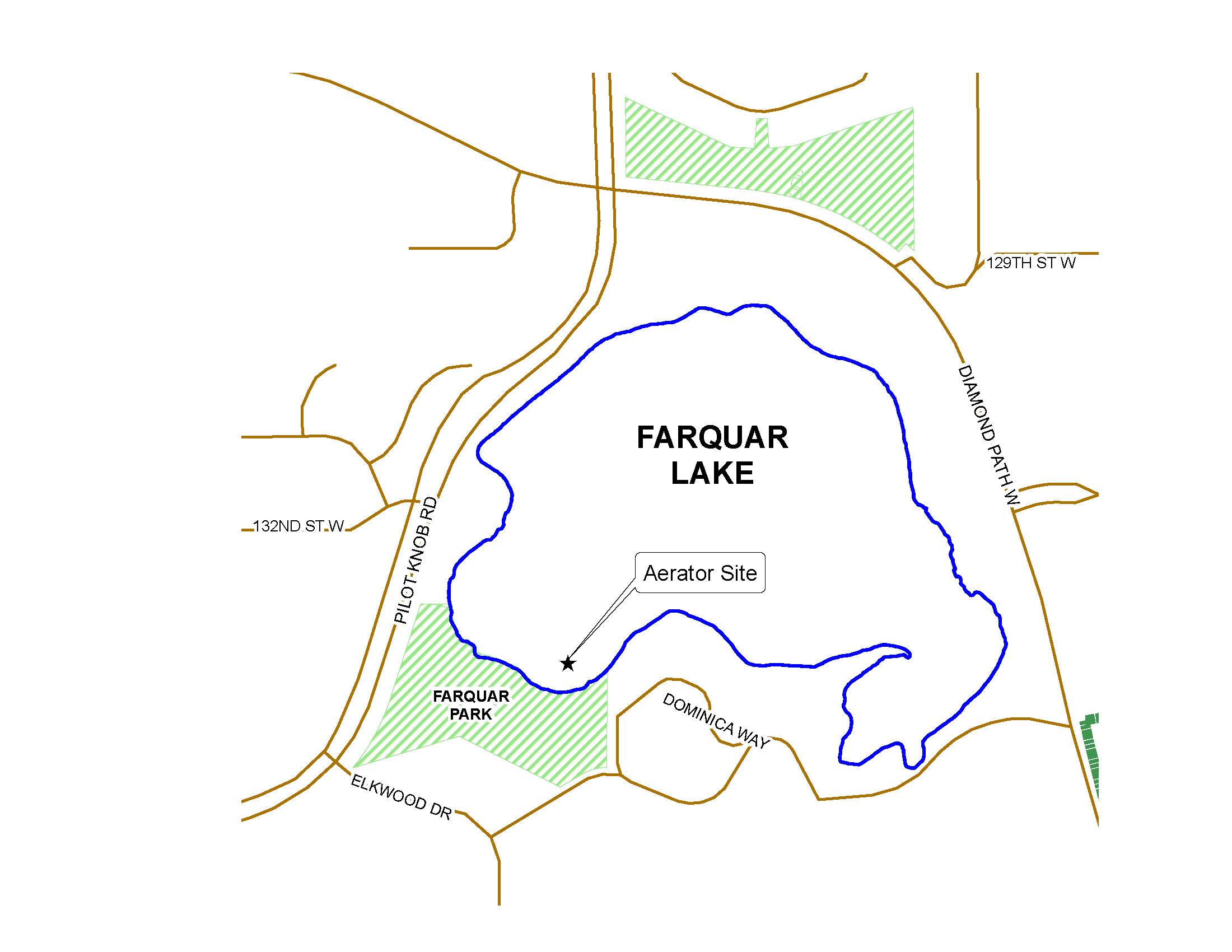 Farquar Lake Aeration