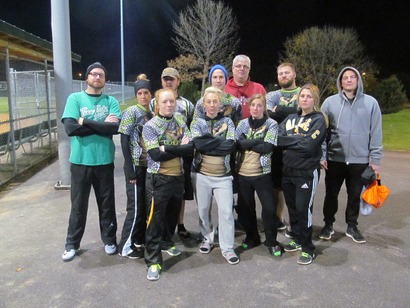 2016 Kickball Thursday Play-off Champs DIV2 -Team Venom.jpg